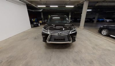 Lexus LX 450D Executive 2