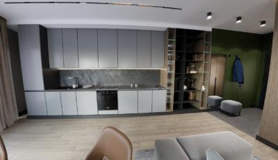 3Д тур по двухкомнатной квартире 3D Model