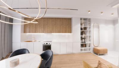 3d render тур по двухкомнатной квартире 3D Model