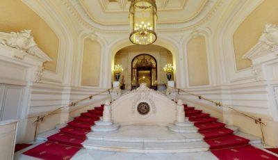 3d тур по Casino de Madrid