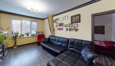 Виртуальный тур по 3х комнатной квартире для АН «Century 21 Столичная недвижимость» 3D Model