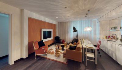 Matterport тур по квартире с дизайнерским ремонтом в ЖК «Леонтьевский мыс» 3D Model