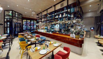 Matterport тур по ресторану Bro&n Novikov Group