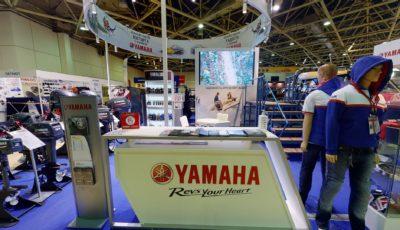 Виртуальный тур по стенду YAMAHA 3D Model