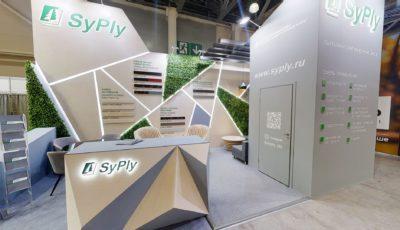 Виртуальный тур по стенду SyPly 3D Model