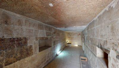 Matterport тур по гробнице двух братьев — Нианх-Хнума и Хнумхотепа 3D Model