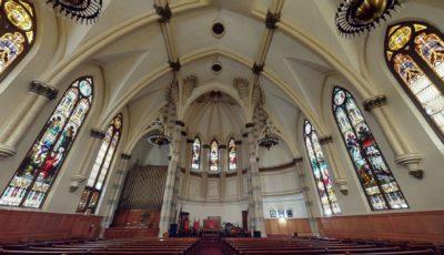 Баптистская церковь Большого Митрополита в Matterport 3D Model