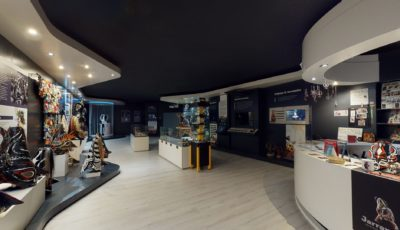 Matterport тур по музею Яррампласа 3D Model