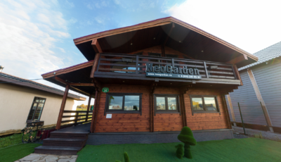 Обзор дома в формате 360° для компании NeoGarden 3D Model