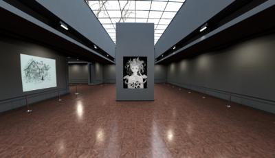 3d тур по выставке 3D Model