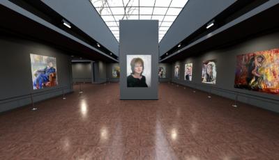 3d выставка 3D Model