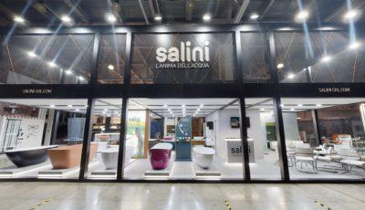 Виртуальный тур по стенду Salini на выставке MosBuild2021 в Крокус Экспо 3D Model