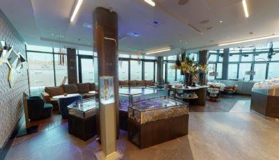 Matterport тур по ресторану Сахалин в Москве