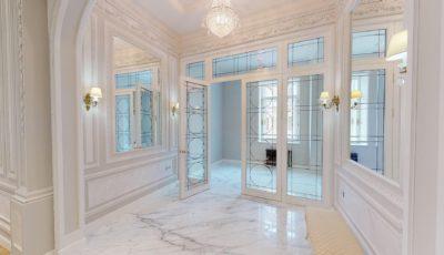 Резиденция в особняке Кушлева-Безбородко 3D Model