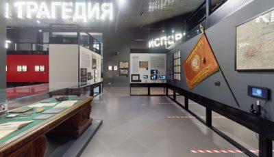 Виртуальный тур Mftterport по Музею Кино на ВДНХ 3D Model
