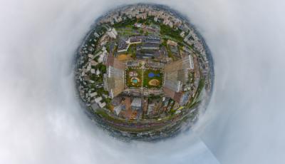 Виртуальный тур по ЖК  Селигер Сити 3D Model